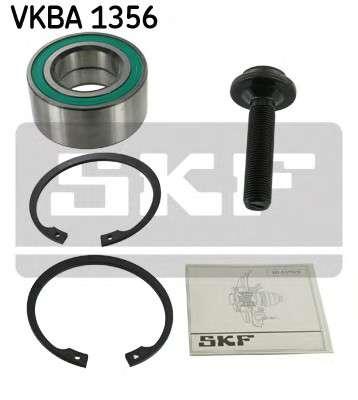 Запчасть VKBA1356 SKF Підшипник колеса,комплект фото