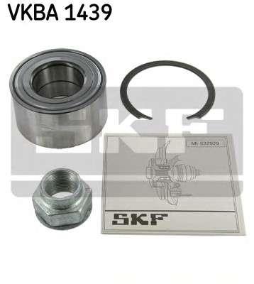 Запчасть VKBA 1439 SKF Підшипник колеса,комплект фото