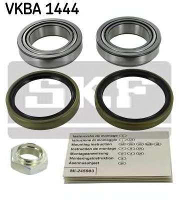 Запчасть VKBA1444 SKF Підшипник колеса,комплект фото