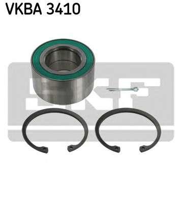 Запчасть VKBA3410 SKF Підшипник колеса,комплект фото