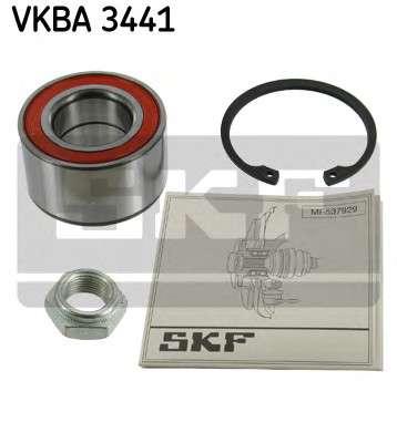 Запчасть VKBA3441 SKF Підшипник колеса,комплект фото