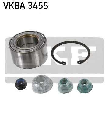Запчасть VKBA3455 SKF Підшипник колеса,комплект фото