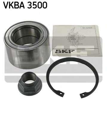 Запчасть VKBA3500 SKF Підшипник колеса,комплект фото