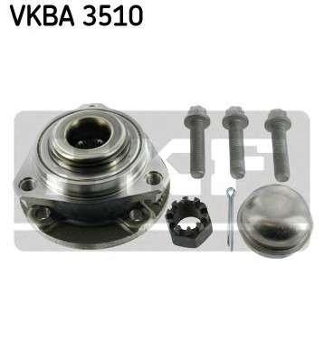 Запчасть VKBA3510 SKF Підшипник колеса,комплект фото