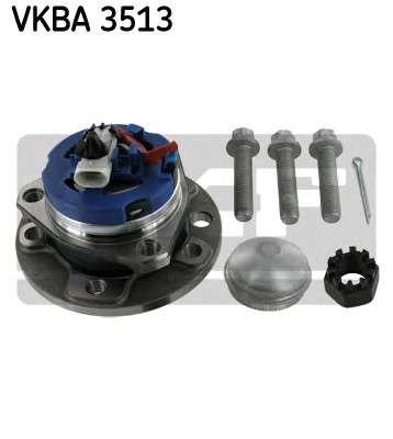 Запчасть VKBA3513 SKF Підшипник колеса,комплект фото