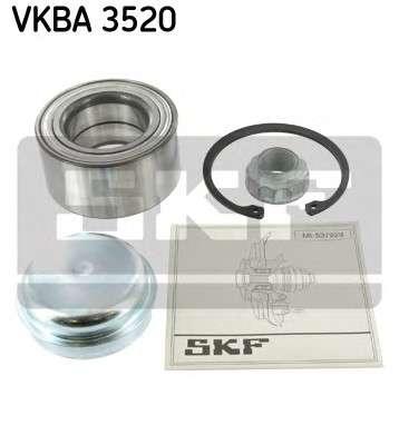 Запчасть VKBA 3520 SKF Комплект подшипника ступицы колеса фото