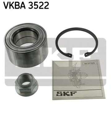 Запчасть VKBA3522 SKF Підшипник колеса,комплект фото