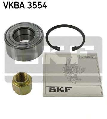 Запчасть VKBA3554 SKF Підшипник колеса,комплект фото