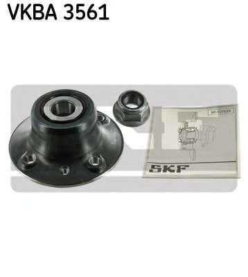Запчасть VKBA 3561 SKF Підшипник колісний фото