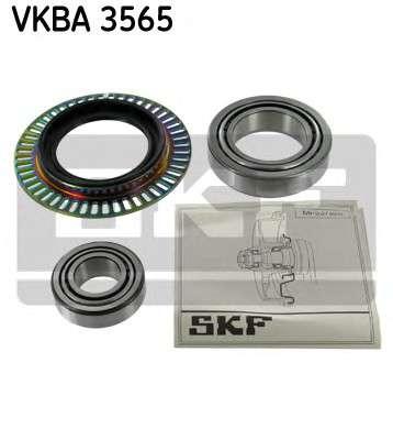 Запчасть VKBA3565 SKF Підшипник колеса,комплект фото