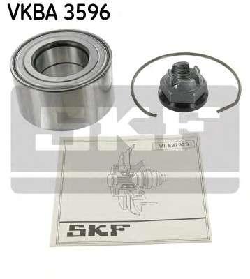 Запчасть VKBA3596 SKF Підшипник колеса,комплект фото