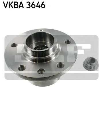 Запчасть VKBA3646 SKF Підшипник колеса,комплект фото