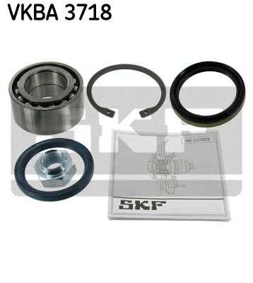 Запчасть VKBA3718 SKF Підшипник колеса,комплект фото