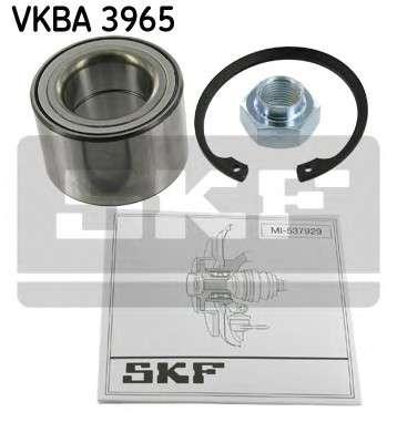 Запчасть VKBA 3965 SKF Підшипник кульковий d>30 фото