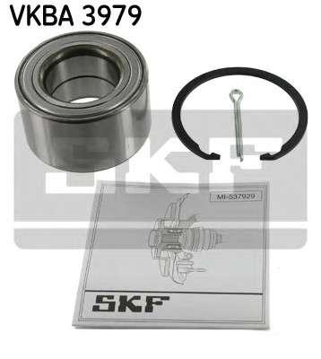 Запчасть VKBA 3979 SKF Підшипник колеса,комплект фото