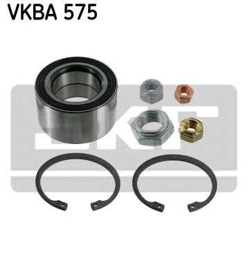 Запчасть VKBA575 SKF Підшипник колеса,комплект фото