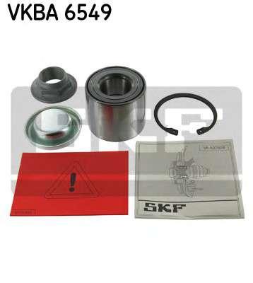 Запчасть VKBA6549 SKF Підшипник колеса,комплект фото