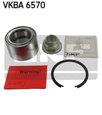 Запчасть VKBA 6570 SKF Підшипник колісний фото