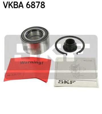Запчасть VKBA 6878 SKF Комплект подшипника ступицы колеса фото