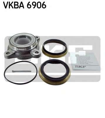 Запчасть VKBA6906 SKF Підшипник колеса,комплект фото