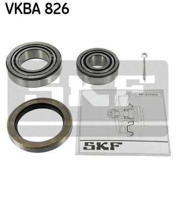 Запчасть VKBA 826 SKF Підшипник колісний фото