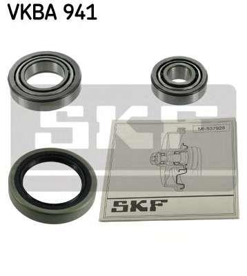 Запчасть VKBA941 SKF Підшипник колеса,комплект фото