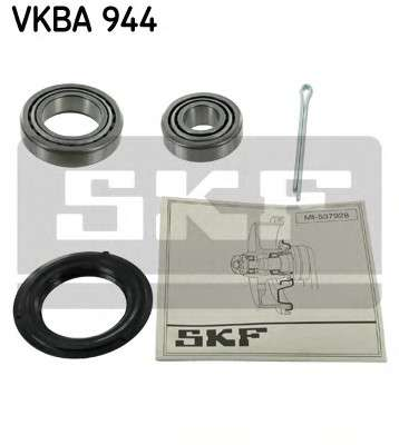 Запчасть VKBA944 SKF Підшипник колеса,комплект фото