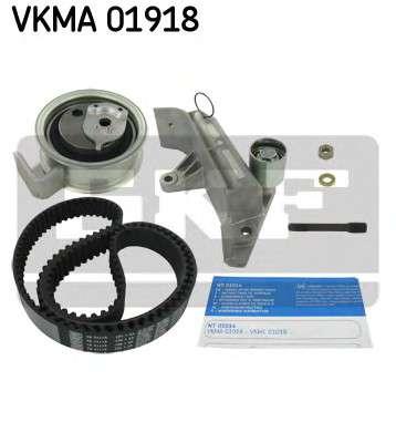 Запчасть VKMA 01918 SKF Комплект (ремінь+ролики) фото