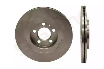 Запчасть pb2544 starline Тормозной диск