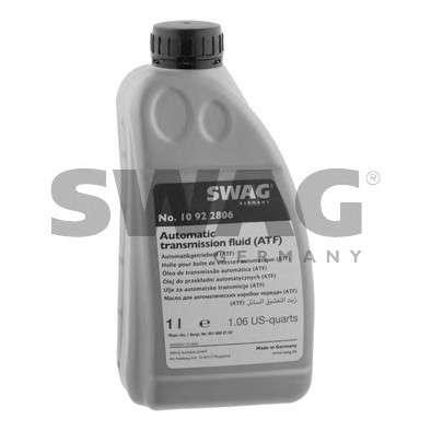 Запчасть 10922806 SWAG Автотрансмиссионное масло (ATF) (красное) 1L фото