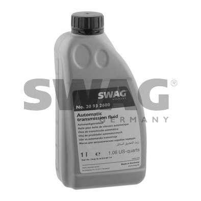 Запчасть 20932600 SWAG Рідина для гідравлічних передач ATF 1L (Swag) фото