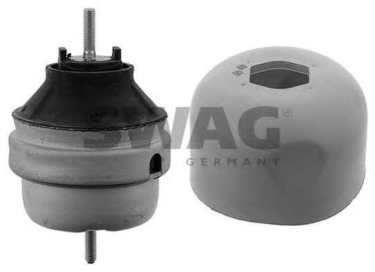 Запчасть 30130039 SWAG Опора двигуна гумометалева фото