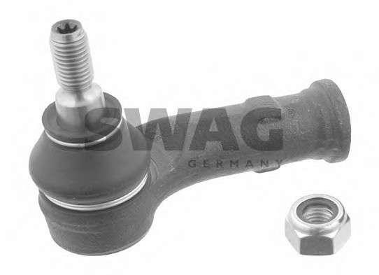 Запчасть 30710040 SWAG Рулевой наконечник левый фото