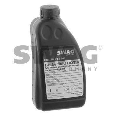 Запчасть 30926461 SWAG Тормозная жидкость DOT 4,1L фото