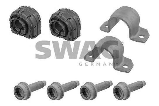Запчасть 30939648 SWAG Ремкомплект стабілізатора (втулки, шайби, кріплення) фото
