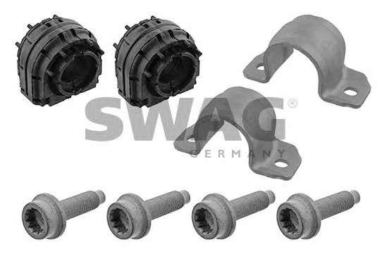 Запчасть 30939649 SWAG Ремкомплект стабілізатора (втулки, шайби, кріплення) фото