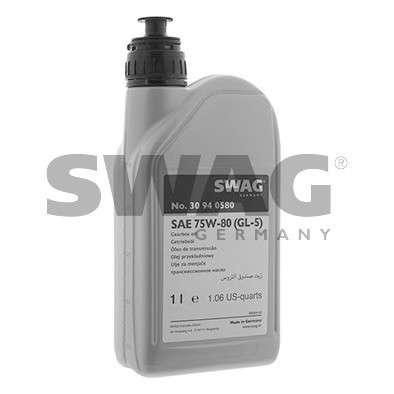 Запчасть 30940580 SWAG Трансмиссионное масло 1L фото