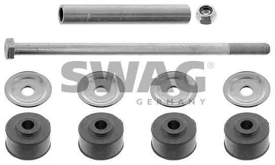 Запчасть 40610004 SWAG Ремкомплект стабілізатора (втулки, шайби, кріплення) фото