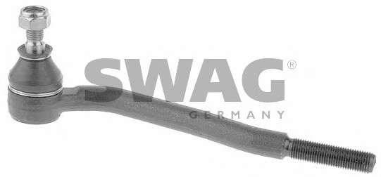 Запчасть 40 71 0004 SWAG Наконечник рульових тяг фото