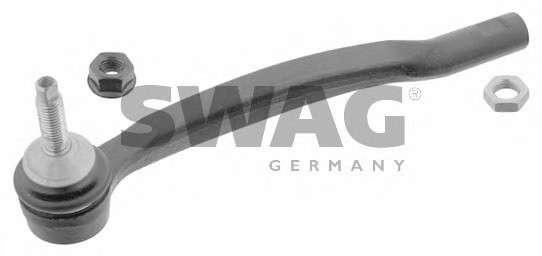 Запчасть 55 92 9604 SWAG Наконечник рульових тяг фото