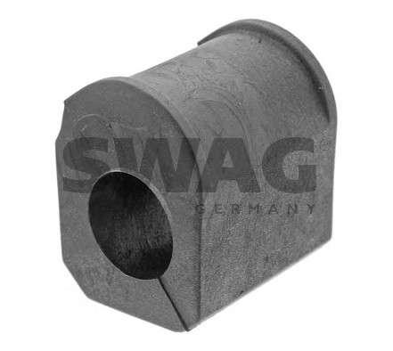 Запчасть 60610005 SWAG Подушка стабілізатора гумова (Swag) фото