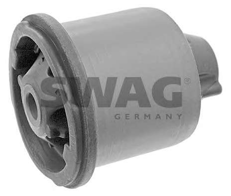 Запчасть 60927539 SWAG Сайлентблок задней балки Dacia LOGAN фото