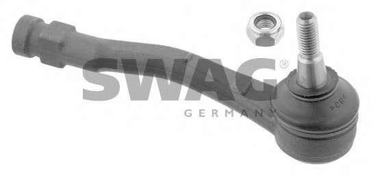 Запчасть 62 93 1972 SWAG Наконечник рульових тяг фото