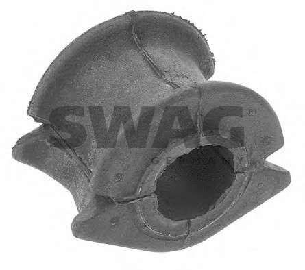 Запчасть 70610010 SWAG Подушка стабілізатора гумова (Swag) фото