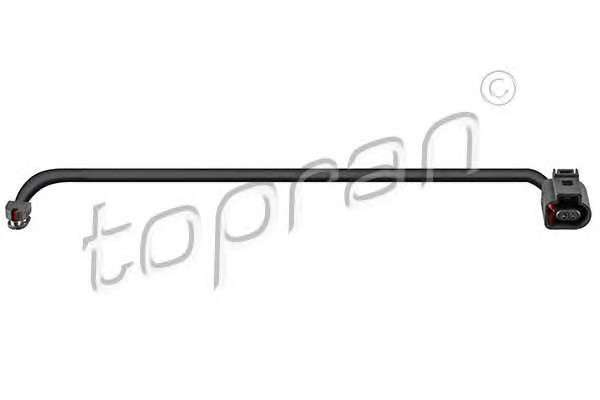 Запчасть 114427 TOPRAN Датчик зносу гальмівних колодок фото