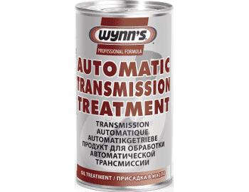 Присадка для акпп WYNNS Automatic Transmission Treatment, 325 мл украина